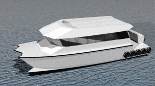 14m - Catamaran Workboat