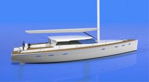 16m - Sail Pilothouse