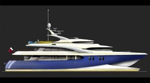 37m - Private Motoryacht