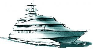 43m - Quad-Deck Wavepiercer MY
