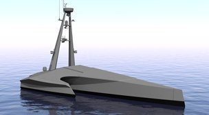 11.7m - Bonefish USV