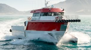24m - Wave Piercing Catamaran Workboat
