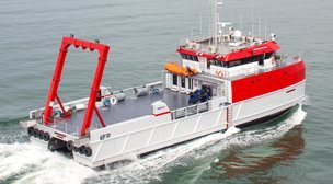 34m - Workboat Catamaran